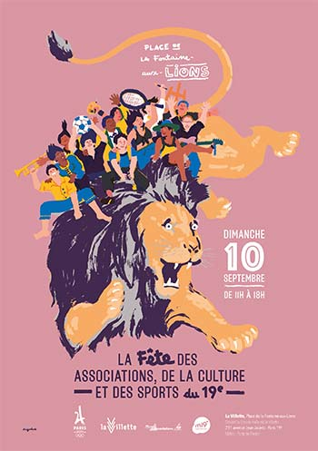 Fête des associations, de la culture et des sports 2017