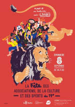 Fête des associations 2019 - Paris 19